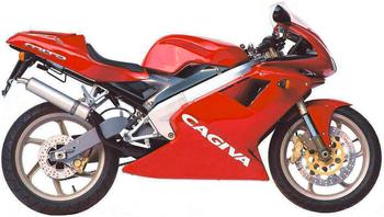 CAGIVA MITO EVO 125
