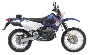 SUZUKI DR-Z 400 S (SE)