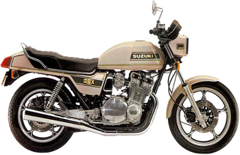 SUZUKI GSX 1100 E