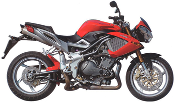 Parts & Specifications: BENELLI TNT 1130 | Louis Motorcycle