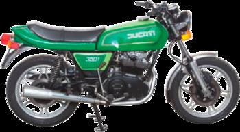 DUCATI 350 GTV