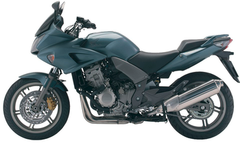 Parts Specifications HONDA CBF 1000