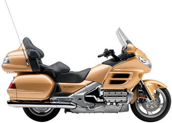 HONDA GL 1800 GOLD WING (MIT AIRBAG)