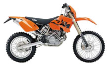 KTM 250 EXC RACING