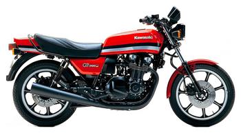 KAWASAKI GPZ 1100 (GP)