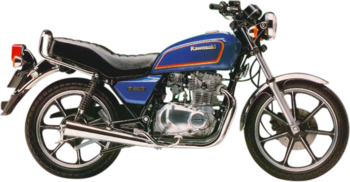 KAWASAKI Z 440 (2-ZYLINDER)