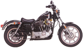 HARLEY-DAVIDSON XR 1000 (SPORTSTER)
