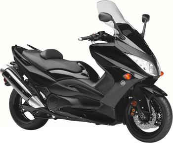YAMAHA T-MAX 500 ABS (XP 500)