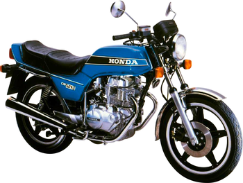 HONDA CB 250 N/ND