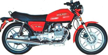 MOTO GUZZI V35 II,III