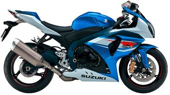 SUZUKI GSX-R 1000 L2/L3/L4