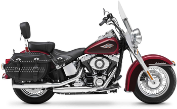 H-D SOFTAIL HERITAGE CLASSIC