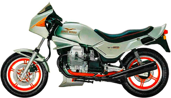 MOTO GUZZI V65 LARIO