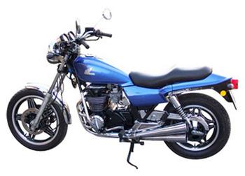 HONDA CB 650 SC