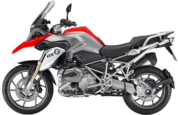 BMW R 1200 GS (LC) /TRIPLE BLACK /RALLYE