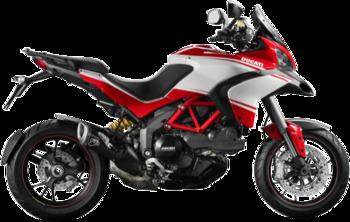Bremsbel/äge hinten Ducati MULTISTRADA 1200 S 2013-2014