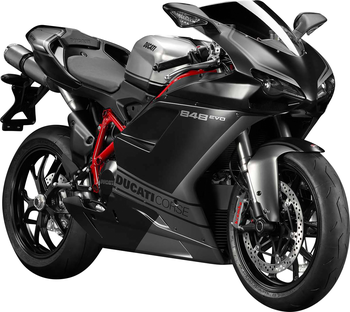 Parts Specifications Ducati 848 Evo Corse Special Edition Louis