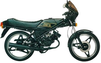 HONDA MB 50