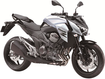 KAWASAKI Z 800 E VERSION