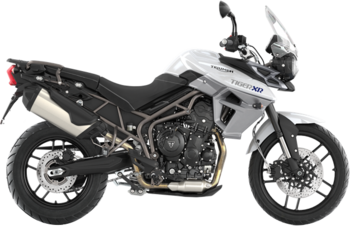 TRIUMPH TIGER 800 XR, XRX/LOW, XRT (EURO 4)