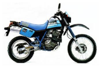 SUZUKI DR 600 S/R(U)/DAKAR (H-K)