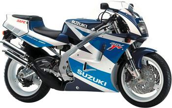 SUZUKI RGV 250 (M)