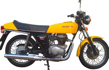 HONDA CJ 250