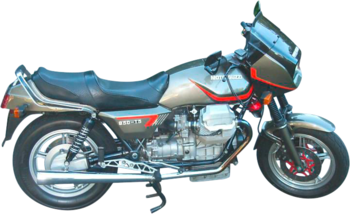 MOTO GUZZI 850 T5