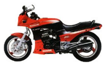 KAWASAKI GPZ 900 R