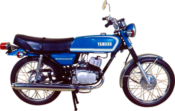 YAMAHA RD 50 DX