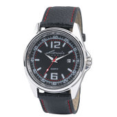 WRISTWATCH *LOUIS CLASSIC 3 ATM, W. DATE-DISPLAY