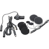 FULL FACE HEADSET FOR GARMIN ZUMO