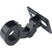 moto-detail sat nav mount for 22 mm handlebar, black