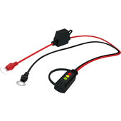 CTEK COMFORT INDICATOR WITH RING TERMINALS, M6