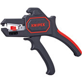 KNIPEX AUTOM. INSULATION STRIPPER, 0.2-6.0 MM