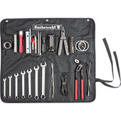 ROTHEWALD MOTORCYCLE TRAVEL TOOLKIT, 51-PIECE