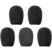 SENA 20S MIC. SPONGES SET 5 PIECES