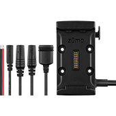 Replacement Zumo 590LM/595LM mount uncluding battery cable