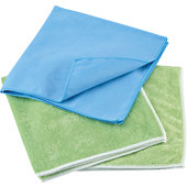 MICROFIBRE CLOTHS PACK OF 3