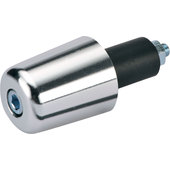 Universal 3-in-1 Bar Ends Aluminium, Pair