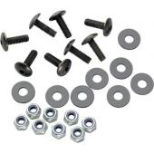 M6 screw set for fairing windshields