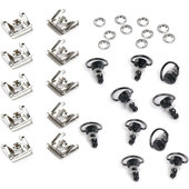 QUICK-LOCK FASTENER SET
