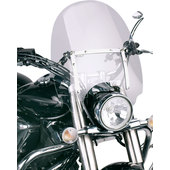 Puig Chopper Shields, Clear, With Mounting Kit