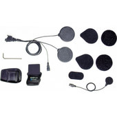 Sena SMH5 helmet clamp cable microphone and speaker