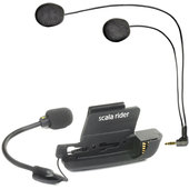 AUDIOKIT F. CARDO G9/G9X CABLE-AND BOOM MICROPHONE