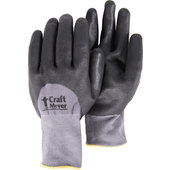 WORKSHOP GLOVE OIL- AND GREASE-RESISTANT