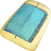 Louis Gel Seat-Pad Universal Cushion