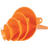PRESSOL FUNNEL SET 5-PIECE