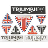 TRIUMPH STICKER SET