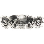 STICKER SKULL GANG